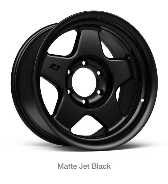 "16"" MATTE BLACK F5 - Toyota (BLACK-25F516)"