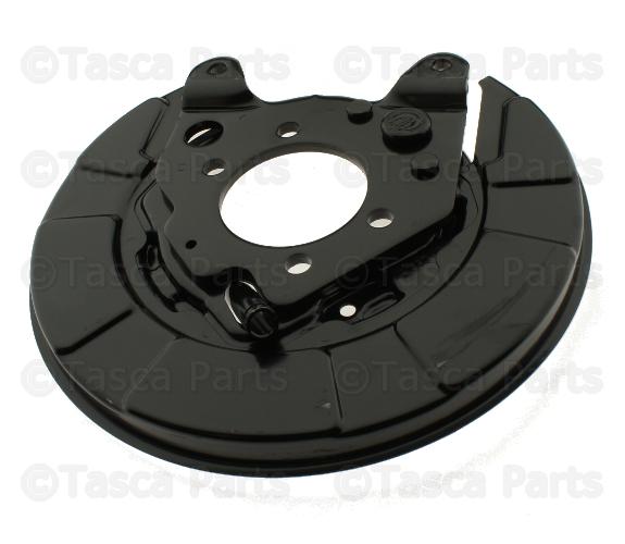 Mopar 0513 7620AA Parking Brake Backing Plate