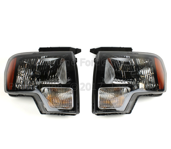 Head Lamp Assembly - Ford (AL3Z-13008-AJ)