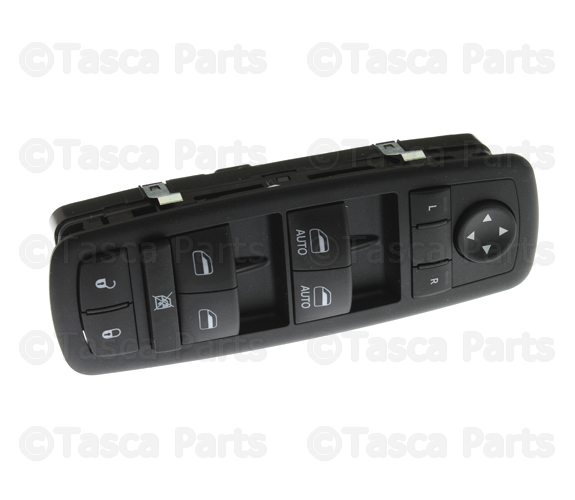 68030823AB Window Switch for 2011-2013 JEEP GRAND CHEROKEE 68030823AE Front Left Driver Side Power Control Switch Comes with Switch Removal Tool