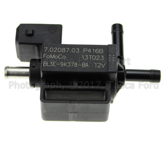 Turbocharger Boost Solenoid - Ford (BL3Z-9K378-A)