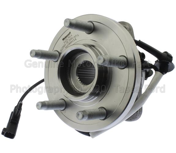 Hub Assembly - Wheel - Ford (NHUB-42-)