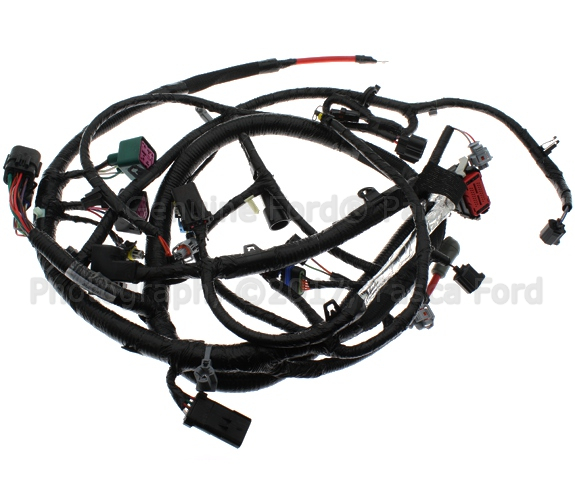 Wire Assembly - Ford (4C3Z-12B637-AA)
