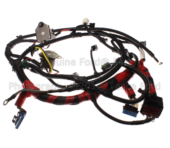 Wire Assembly - Ford (F81Z-12B637-EA)