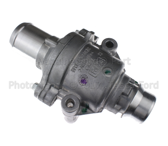 Connection - Water Outlet - Ford (BR3Z-8A586-N)