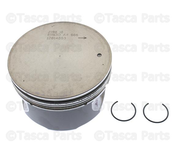 GM OEM-Engine Piston Ring 89017484