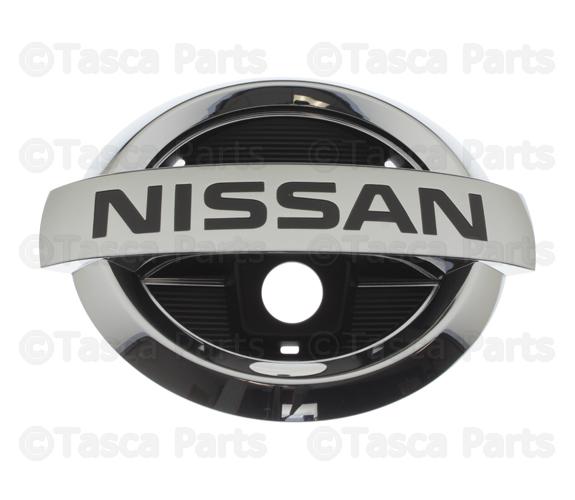 Nissan Genuine 62890-1VX0A Emblem