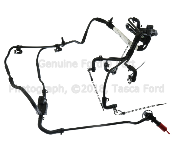 Tube Assembly - Ford (G1FZ-9S468-A)