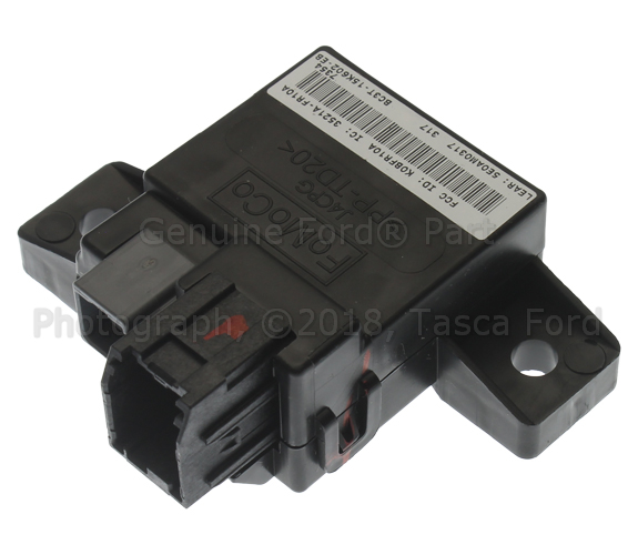 Tire Pressure Monitoring System Receiver - Ford (BC3Z-15K602-V)