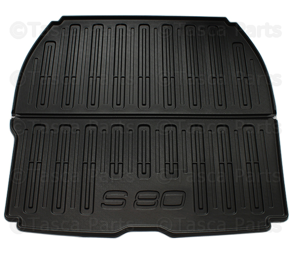 for Volvo Trunk Compartment Kit 5335cm2 Zirgo 314153 Heat and Sound Deadener