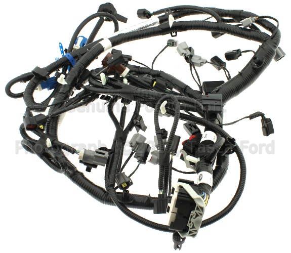 Wire Assembly - Ford (7L2Z-12A581-AA)