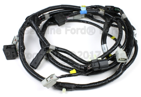 2009-2010 Ford F-150 Wire Harness 9L3Z-13A409-CB | TascaParts.com | Ford Factory Wiring Harness Cb |  | Tasca Parts