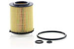 Oil Filter - Mercedes-Benz (270-180-01-09)