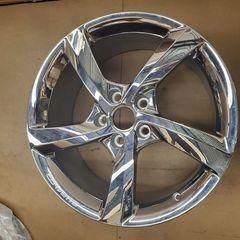 "19"" Wheel, Front, Chrome 5 Spoke - GM (19302113)"