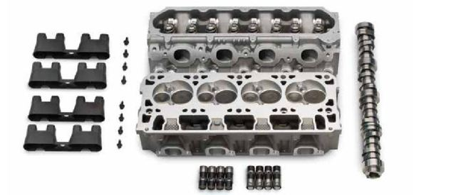 Gen V LT1 Head and Camshaft Package