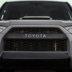 TRD Pro Grille Trim for 2020 4Runner - Toyota (PZ323-35058)