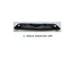 TRD Pro Upper Grille for 2020 4Runner - Toyota (PZ327-35056)