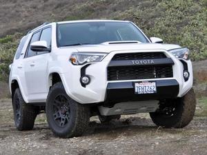 2014-2019 4Runner TRD Pro Grille Trim - Toyota (pz32335056)