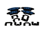Brake Pads - GM (20962994)