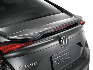 Spoiler, Decklid *NH731P* (Crystal Black Pearl) - Honda (08f10tba110)