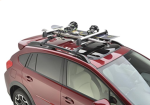 Roof Ski And Snowboard Carrier - Subaru (SOA567S010)