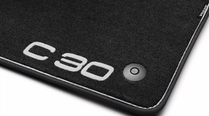 Floor Mats - Off Black - Volvo (31267671)