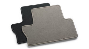 Floor Mats - Textile - Soft Beige - Volvo (39833586)