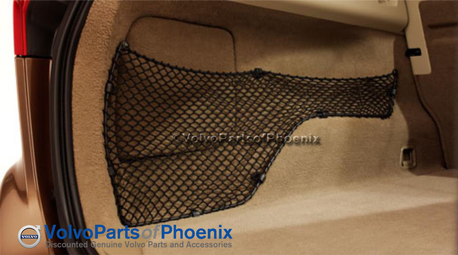 Net Pocket - Load Compartment - Side Panel