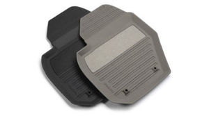 FLOOR MAT - RUBBER (OFFBLACK) SET OF 4 - Volvo (39822905)