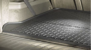 XC90 2003-2014 5 Seater Plastic Molded Load / Cargo Mat Grey - Volvo (39974462)