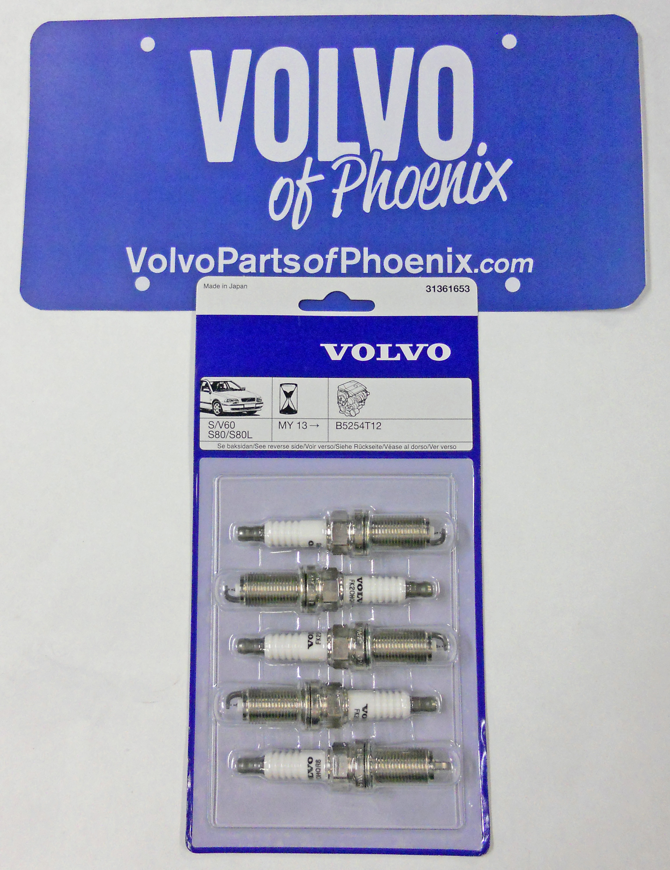Spark Plug - Volvo (31361653)
