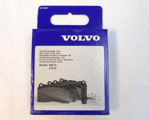 Brake Pads - Volvo (30748957)