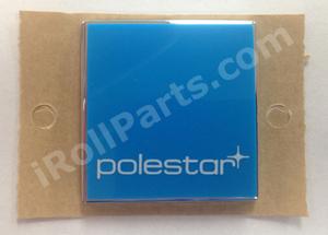 New Genuine Volvo Polestar Emblem Badge