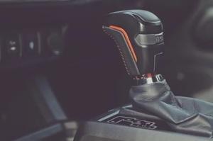 TRD Pro Shift Knob-Tacoma