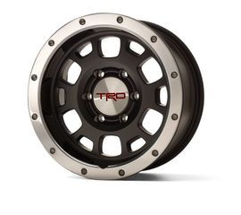TRD PRO 16-IN. OFF-ROAD BEADLOCK-STYLE WHEEL