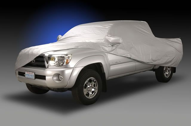 Custom Fit Car Cover with Locking Cable-All Vehicles - Custom (carcover)