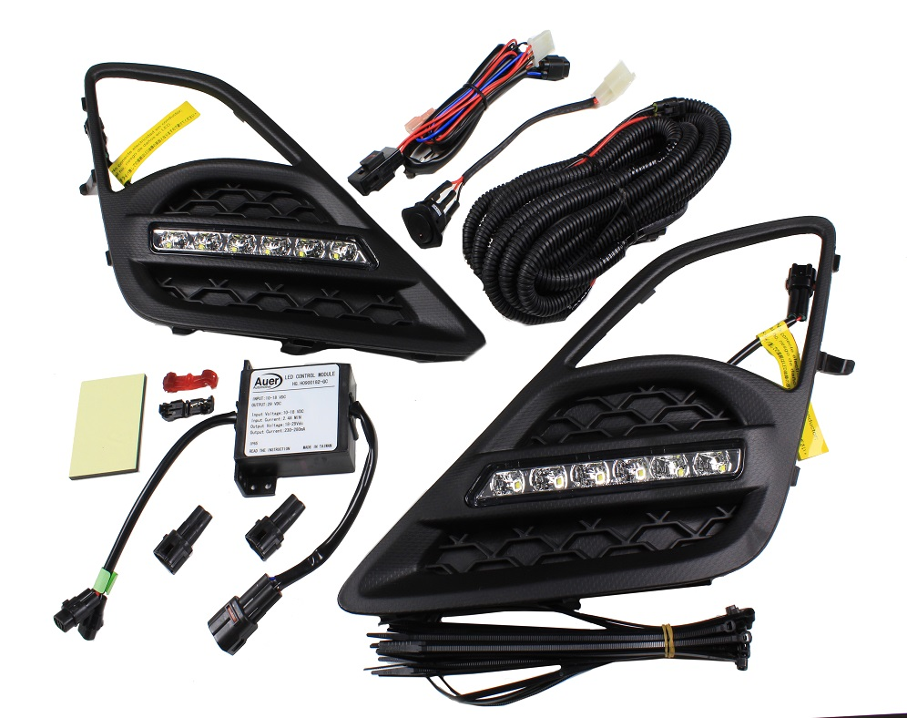 LED Daytime Running Lights 2013-2015 Scion FRS - Custom (SFR-713)