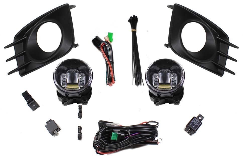 LED Fog Light Kit 2011-2013 Scion tC - Custom (STC-812)