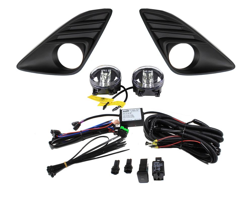LED Daytime Running Lights 2012-2014 Camry - Custom (TCA-501)