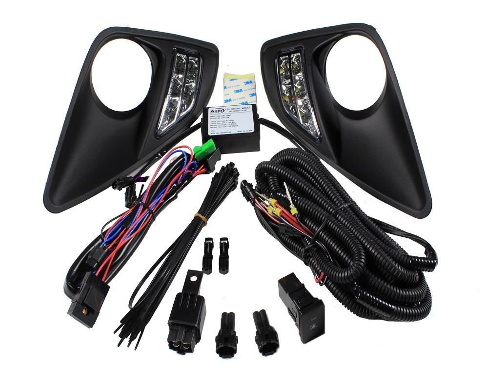 LED Daytime Running Lights 2012-2014 Camry - Custom (TCA-912)