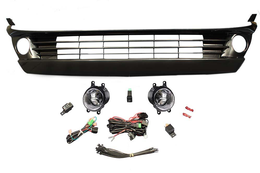 LED Fog Light Kit 2012-2015 Prius - Custom (TPR-813)