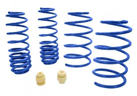 Lowering Spring Kit, Front & Rear w/ Jounce Bumpers, 1.25/1.5' Drop - Roush (402331)