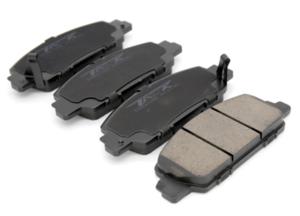 Disc Brake Pad Set - Honda (45022-T2G-A01)