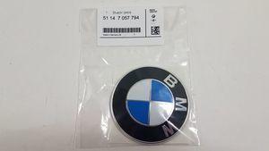 Emblem Replacement, (Gran Turismo And Sedan) - BMW (51-14-7-057-794)