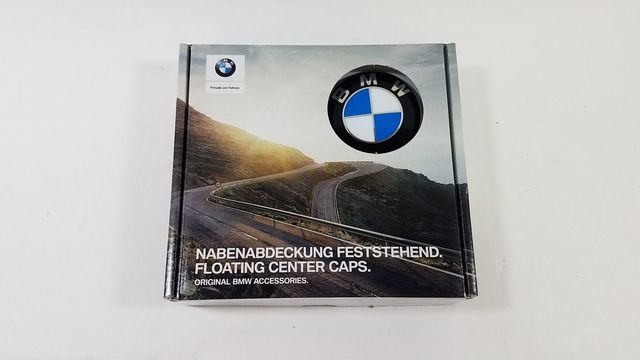 BMW Floating Center Cap, Set of four - BMW (36-12-2-455-269)