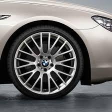 Tire and Wheel Set of 4 Cross Spoke 312