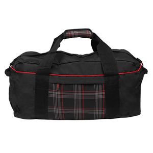 GTI Plaid Sports Bag - Volkswagen (DRG06567)