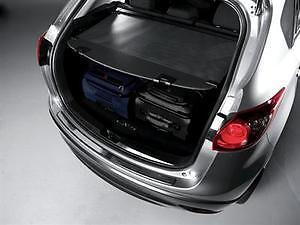 Cargo Cover, Retractable - Mazda (KB7W-V1-350)