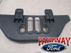 2003 thru 2010 Super Duty F250 F350 F450 F550 OEM Ford Hood Cowl Panel Wiring Shield - Ford (3C3Z-14A099-AA)