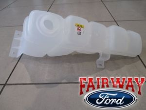 2000 thru 2005 Excursion OEM Genuine Ford Parts Coolant Recovery Tank Reservoir - Ford (2C3Z-8A080-AA)